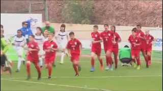 Canada Vs USA - 1/8 Final - Full Match - Danone Nations Cup 2015