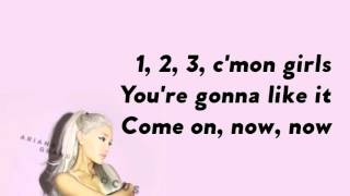 Focus - Ariana Grande with Lyrics