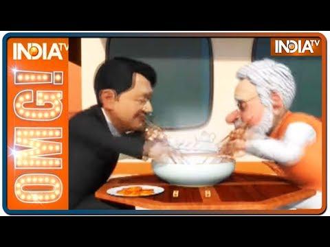OMG: PM Modi invites Xi Jinping for Informal Summit