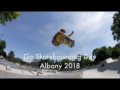 GO SKATEBOARDING DAY - ALBANY, NY 2018
