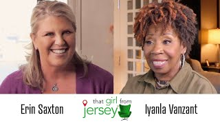 Ep.13: Erin Goes to Baltimore and Learns How to Breathe With the Exquisite Spirit, Iyanla Vanzant