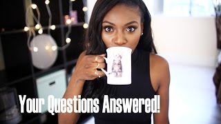 YOUR Q&A's | MY JOB, KIDS, HOW I MET MY MAN, FAVOURITE PLACES, LANGUAGES & MORE