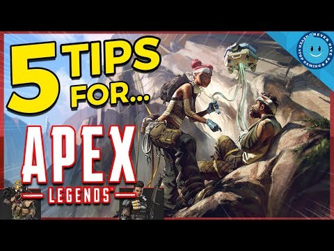 5 Quick Tips To Improve In Apex Legends | New Player Survival Guide (Gameplay)