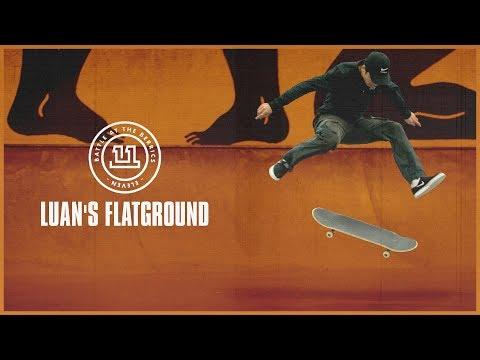 BATB 11 | Luan Oliveira's Flatground Game