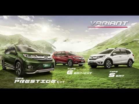 2016 Honda BR-V BRV Product Introduction VP