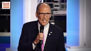 DNC Chair Says Latino Vote Key To Defeating Trump in 2020; Are Dems Taking Black Voters For Granted?