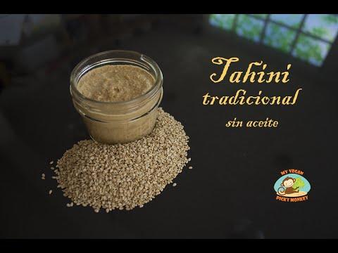 Cómo Hacer El Delicioso y Saludable Tahini Israelí