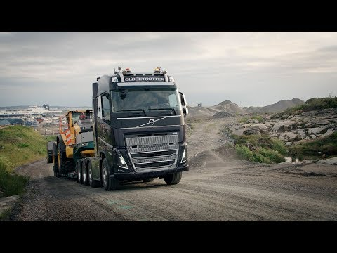 Volvo Trucks – The new Volvo FH16 - Uncompromised power & efficiency