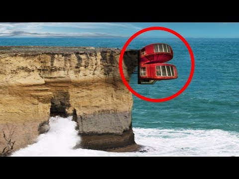 STRANGEST Places To Live!