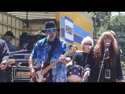 Pride of Man - Quicksilver Messenger Service at Haight Street Fair 2016