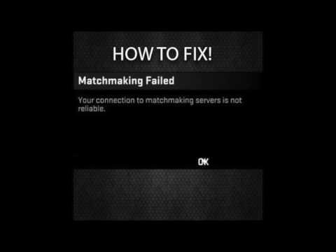 CS matchmaking palvelimet