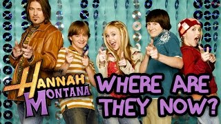 Hannah Montana Cast: Where Are They Now?