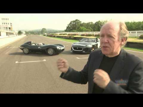 Ian Callum Talks About Jaguar F-Type Project 7