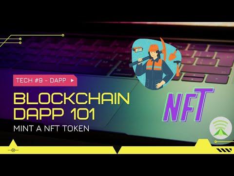 DApp 101 - Mint a NFT token
