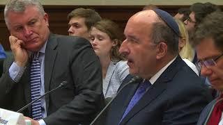 """ד""""ר גולד בקונגרס: """"הגיע העת להכיר בריבונות ישראלית ברמת הגולן"""""""