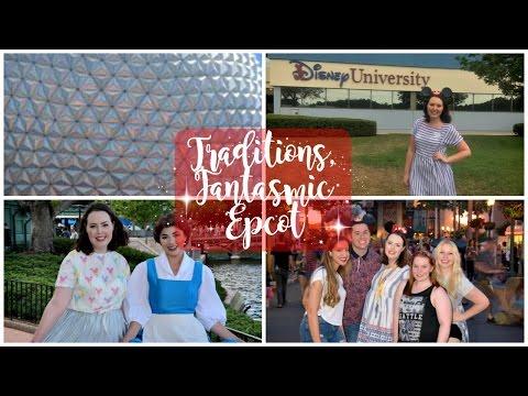 Disney World Vlog May 2017   Traditions, Fantasmic and Epcot