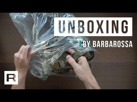 Unboxing by Barbarossa Softair | Nuovo Gilet Tattico!