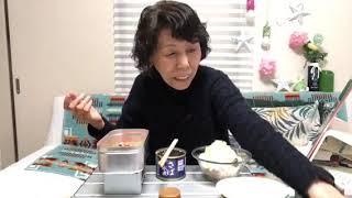 鯖缶水煮を使った☆部屋キャン手抜き飯☆