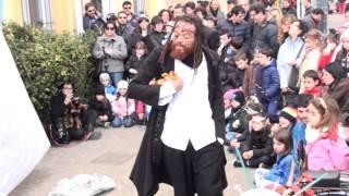 preview picture of video 'Le Fucine Vulcaniche - Parata all' Ecofest'