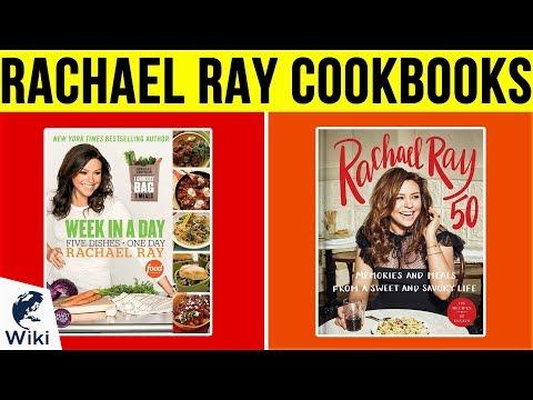 10 Best Rachael Ray Cookbooks 2019