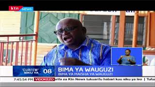 Seth Panyako aataka serikali kuwapatie wauguzi bima ya maisha