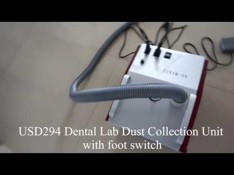 Dental Lab Dust Collection
