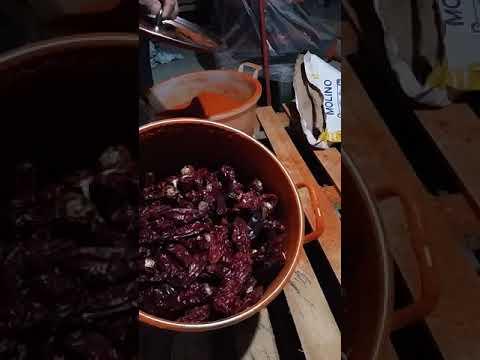 Molino per peperoncino