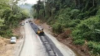 preview picture of video 'Kalla Aspal PT.Bumi sarana utama Cab tanjung selor Kaltara'