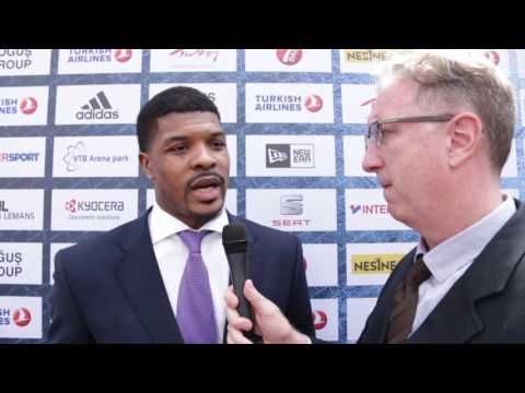 Awards Interview: Kyle Hines, CSKA Moscow