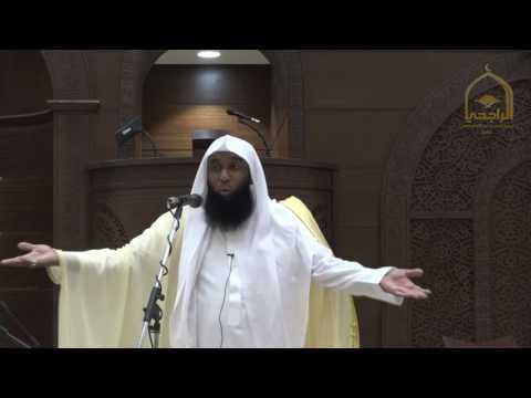 كلمة الشيخ/ بدر بن نادر المشاري | مقاصد سور القرآن