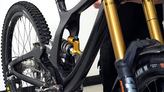 Making a Carbon Fibre Bike Frame – From CAD Design to Downhill Race