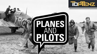 Amazing Facts About World War II PILOTS And The PLANES They Flew