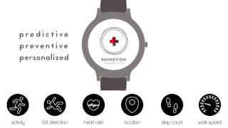 Bigmotion: Wearable IoT for Elder Care