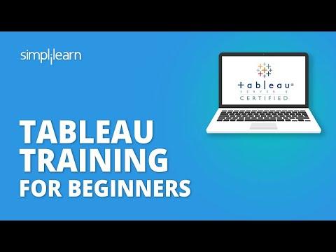 Tableau Training For Beginners   Tableau Tutorial   Tableau Tutorial ...