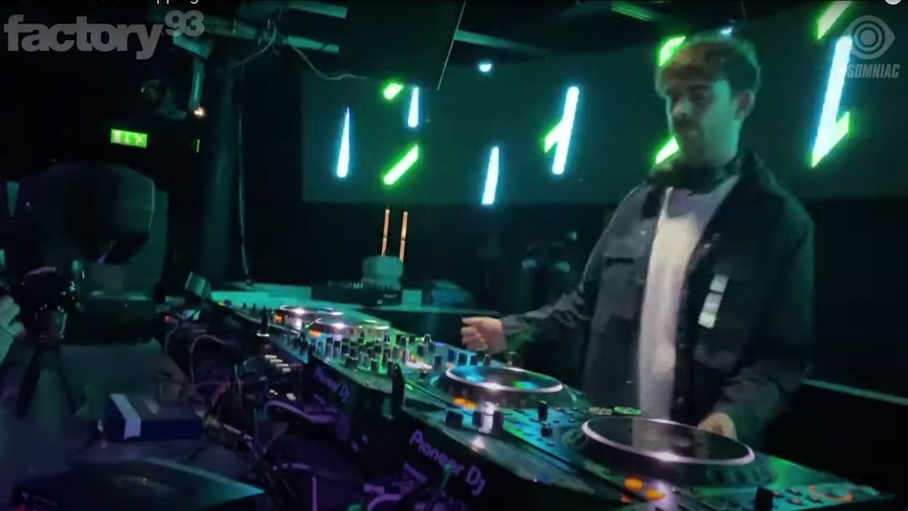 Patrick Topping - Live @ Factory 93 2020