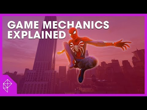 Why Swinging in Spider-Man Feels SO Good   Game Mechanics Explained