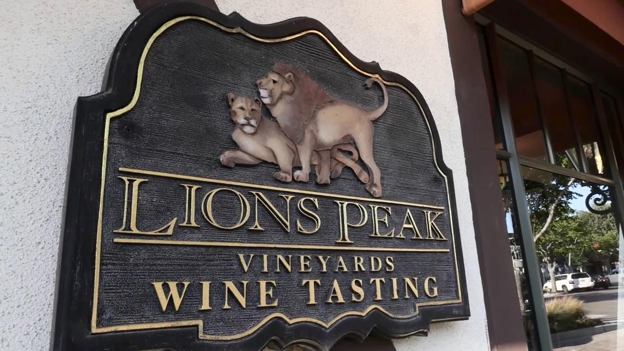 Lion's Peak Winery