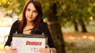 Аккумулятор Ventura GPL 12-100 от компании ПКФ «Электромотор» - видео