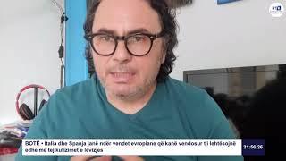 Interviste: Altin Basha Shembja e teatrit, veprim i qelluar apo gabim!