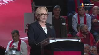 Dăncilă: Avem în faţă 3 competiţii electorale; să stăm uniţi, pentru ca PSD să fie din nou învingător