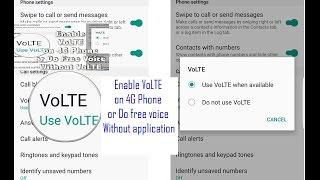 Enable Volte Code Settings By Shariq Imtiaz (11 39 MB) 320