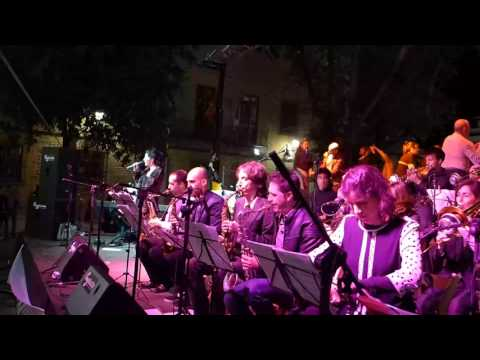 EL MOLINO BIG BAND - You Turned The Tables On Me