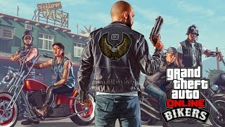 GTA 5 Online - Join My Biker Gang!