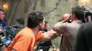 Download Video The Expendables - Behind The Scenes Pt. 4 of 5 Fighting MP3 3GP MP4