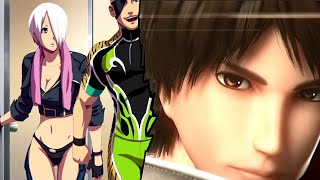 The King Of Fighters XIV Full Movie | All Secret Cutscenes in Chronological Order | All Endings