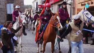 preview picture of video 'Alella celebra els Tres Tombs'