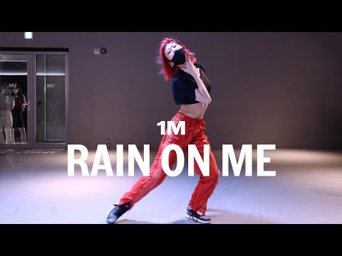 Lady Gaga, Ariana Grande - Rain On Me / Jin Lee Choreography