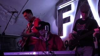 RawCats'88 - Rock Therapy (Johnny Burnette cover) @ FAQ-Cafe 25.01.2015