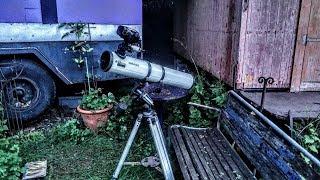 How to fix Newton Telescope Focussing Issue (DSLR Prime Focus)
