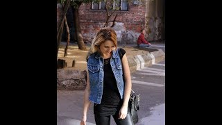 Casual Denim Vest With Jeans Street Style